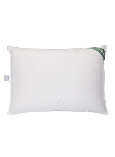 Chakra Yastık Beyaz